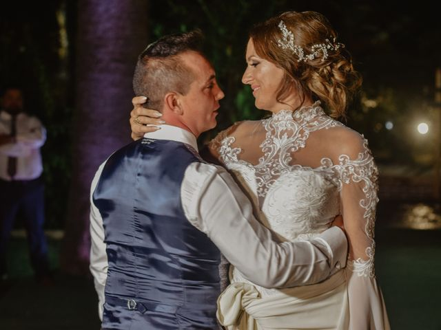 La boda de Salud y José Manuel
