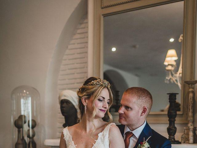 La boda de Shane y Tamara en Velez Malaga, Málaga 1