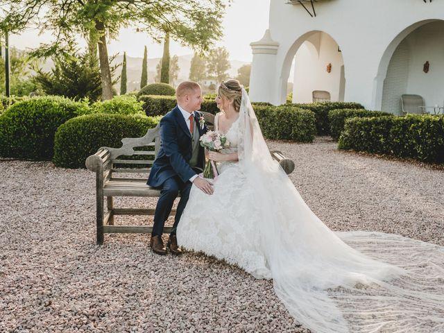 La boda de Shane y Tamara en Velez Malaga, Málaga 8