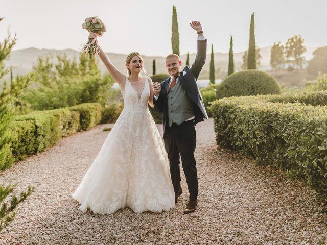 La boda de Shane y Tamara en Velez Malaga, Málaga 9