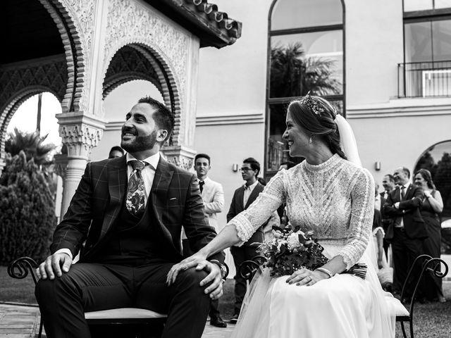 La boda de Ana y Jorge en Alhaurin De La Torre, Málaga 15