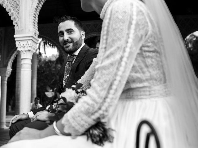 La boda de Ana y Jorge en Alhaurin De La Torre, Málaga 16