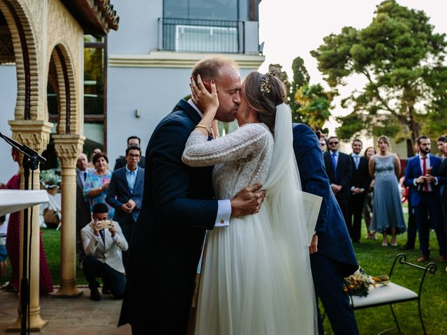 La boda de Ana y Jorge en Alhaurin De La Torre, Málaga 21