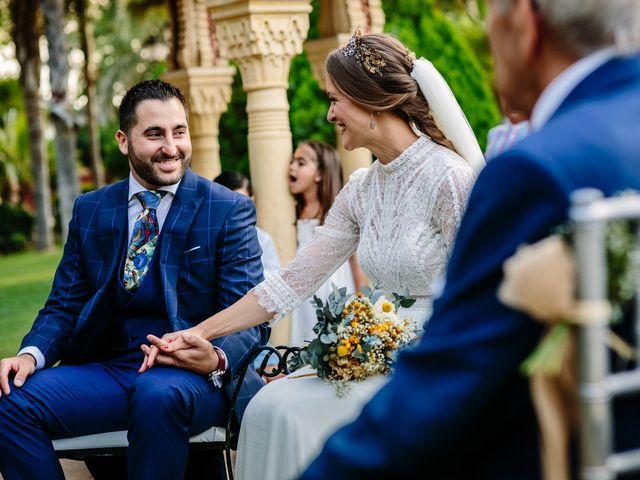 La boda de Ana y Jorge en Alhaurin De La Torre, Málaga 23