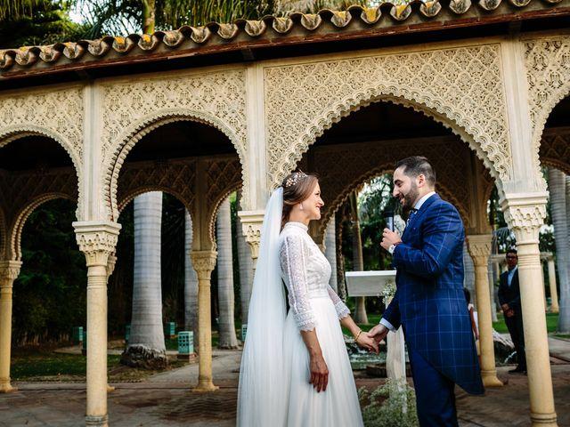 La boda de Ana y Jorge en Alhaurin De La Torre, Málaga 28