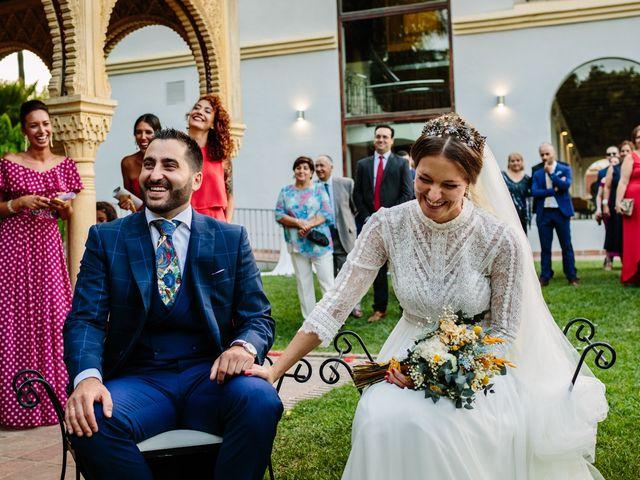 La boda de Ana y Jorge en Alhaurin De La Torre, Málaga 32