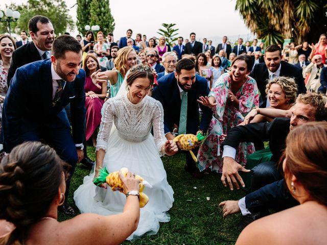 La boda de Ana y Jorge en Alhaurin De La Torre, Málaga 33