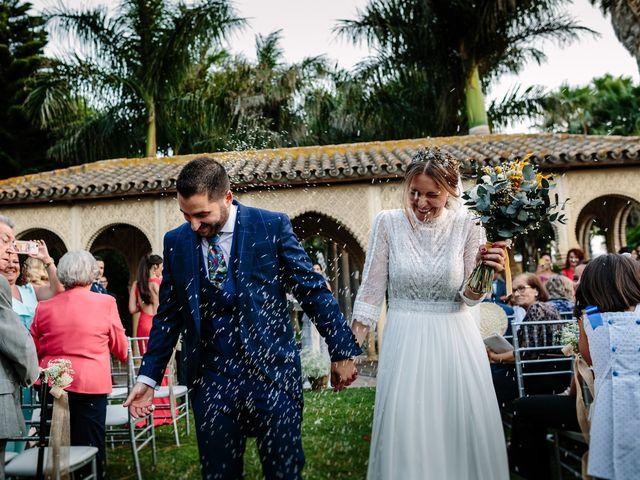 La boda de Ana y Jorge en Alhaurin De La Torre, Málaga 34