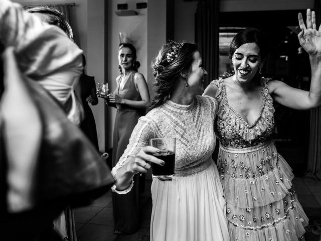 La boda de Ana y Jorge en Alhaurin De La Torre, Málaga 53