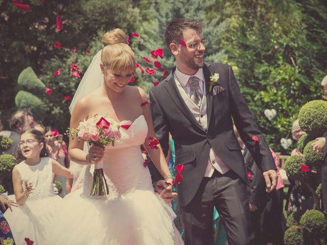 La boda de Edu y Eva en Sant Fost De Campsentelles, Barcelona 1