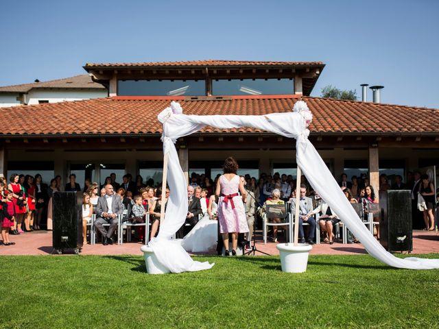 La boda de Orkatz y Isa en Hondarribia, Guipúzcoa 43