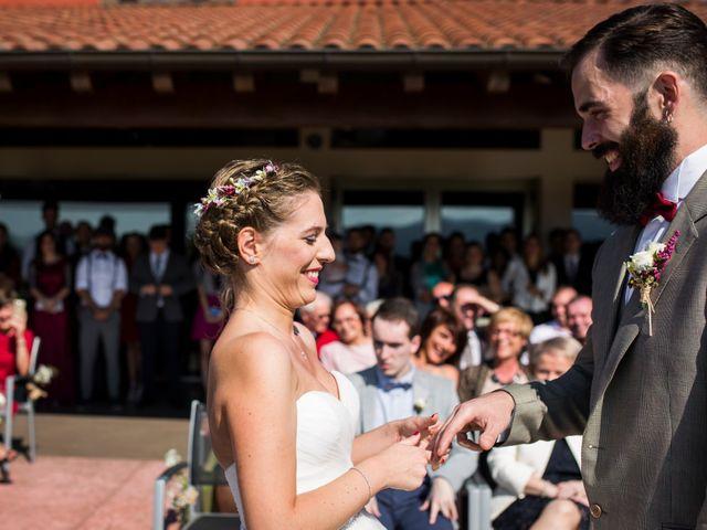 La boda de Orkatz y Isa en Hondarribia, Guipúzcoa 47