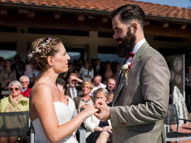 La boda de Orkatz y Isa en Hondarribia, Guipúzcoa 48