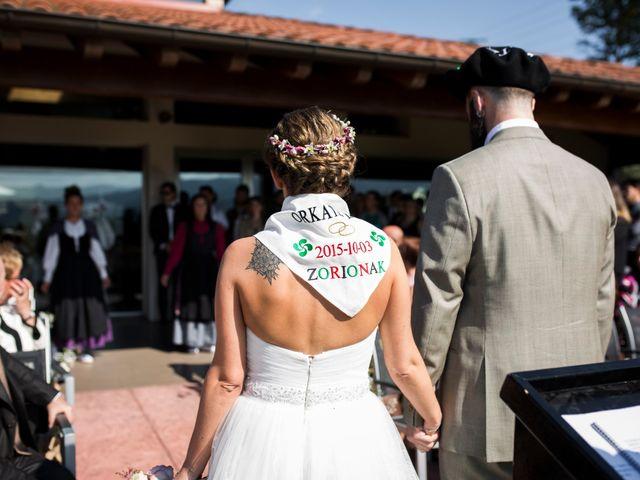 La boda de Orkatz y Isa en Hondarribia, Guipúzcoa 49