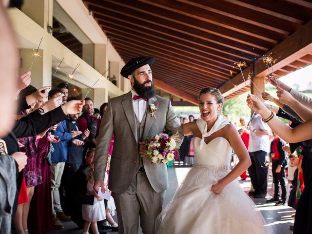 La boda de Orkatz y Isa en Hondarribia, Guipúzcoa 50