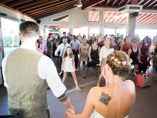 La boda de Orkatz y Isa en Hondarribia, Guipúzcoa 58