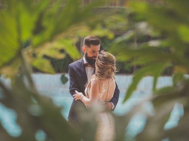 La boda de Antonio y Mimi