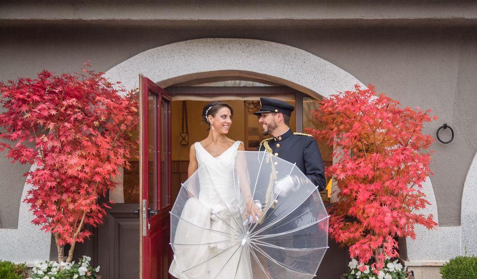 La boda de Daniel y Paula en Madrid, Madrid
