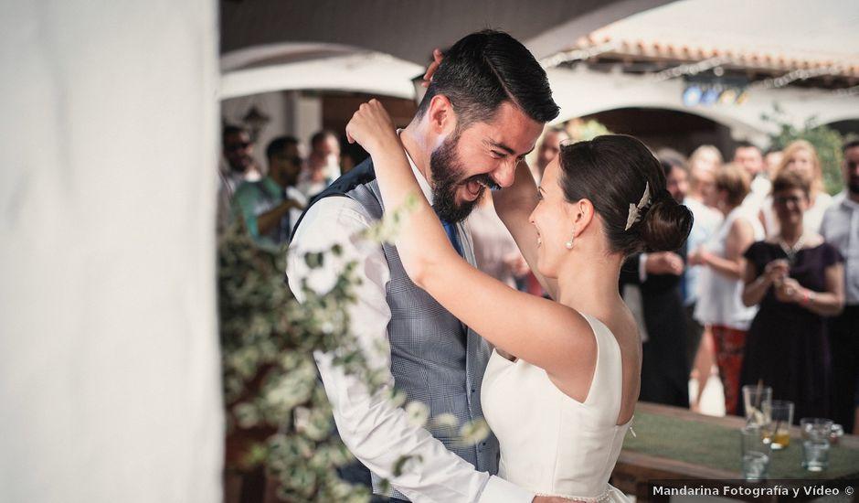 La boda de Fernando y Mamen en Cartagena, Murcia