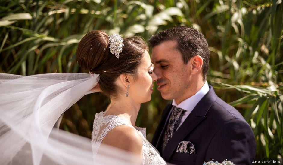 La boda de Emilio y Olga en Salobreña, Granada