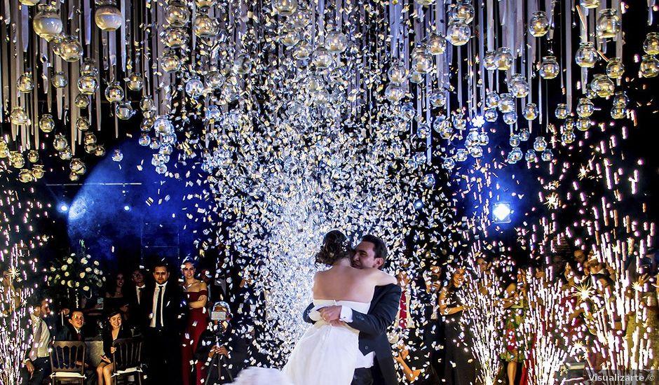 La boda de Alex y Fer en Toledo, Toledo