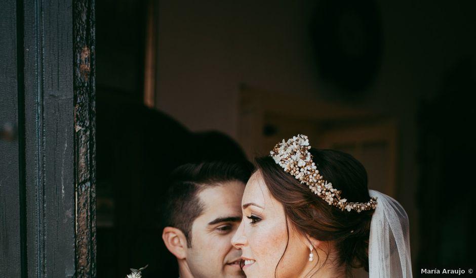 La boda de Diego y Ana en Gerena, Sevilla