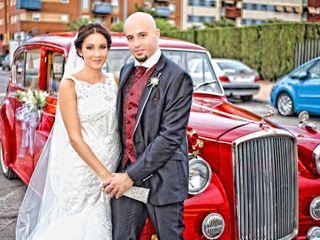 La boda de Almudena y juanma 1