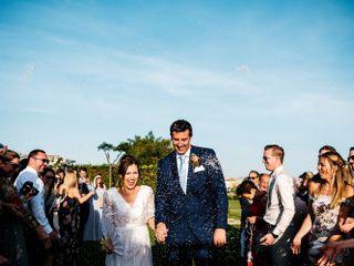 La boda de Rachael y Scott