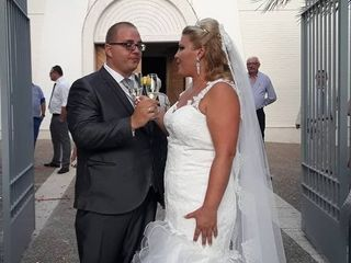 La boda de Ana Maria  y Jonnathan 1