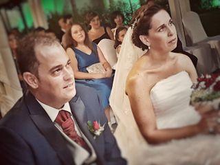 La boda de Olga  y Alberto 1