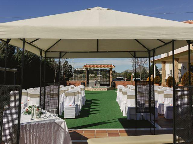 La boda de Francisco y Patricia en Villanueva Del Trabuco, Málaga 1