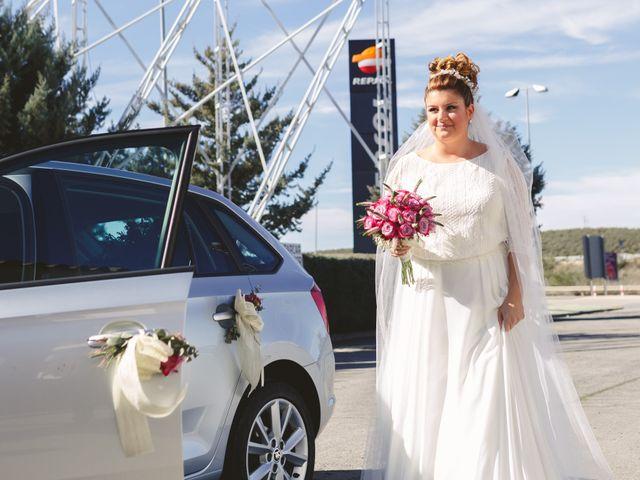 La boda de Francisco y Patricia en Villanueva Del Trabuco, Málaga 3