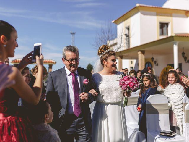 La boda de Francisco y Patricia en Villanueva Del Trabuco, Málaga 5