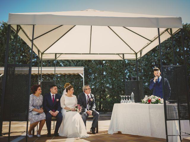 La boda de Francisco y Patricia en Villanueva Del Trabuco, Málaga 6