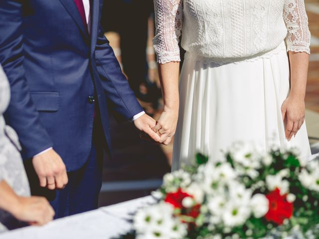 La boda de Francisco y Patricia en Villanueva Del Trabuco, Málaga 7