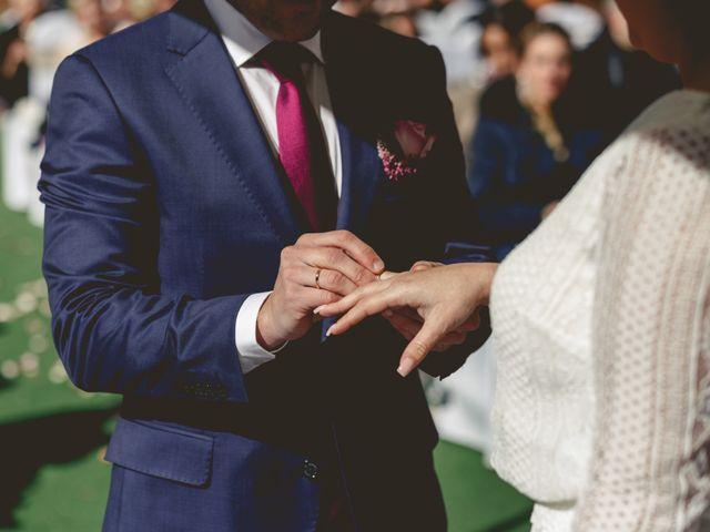 La boda de Francisco y Patricia en Villanueva Del Trabuco, Málaga 10