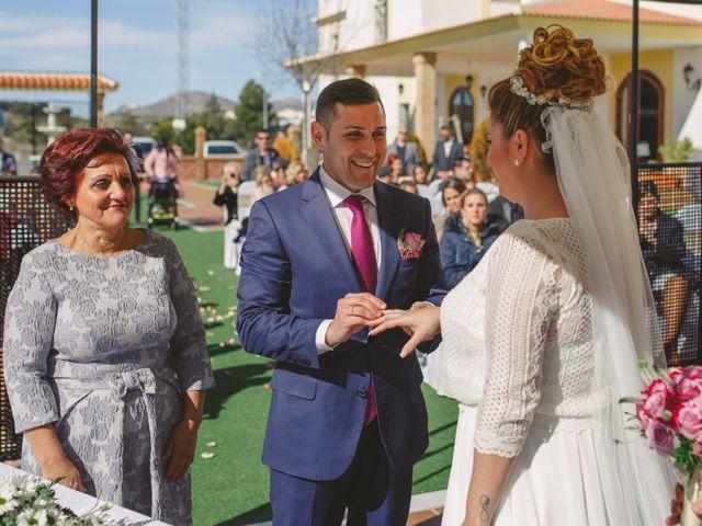 La boda de Francisco y Patricia en Villanueva Del Trabuco, Málaga 11