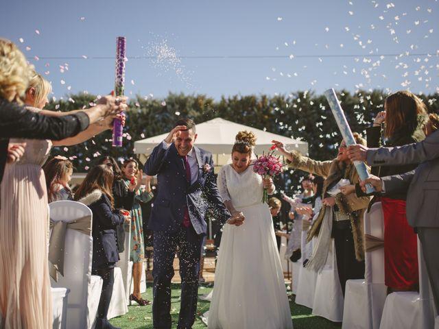 La boda de Francisco y Patricia en Villanueva Del Trabuco, Málaga 12