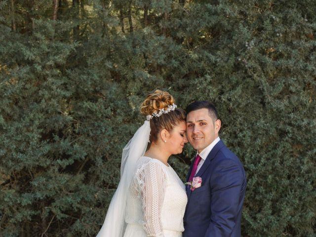 La boda de Francisco y Patricia en Villanueva Del Trabuco, Málaga 13