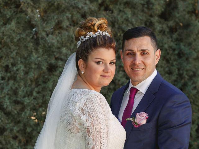 La boda de Francisco y Patricia en Villanueva Del Trabuco, Málaga 14