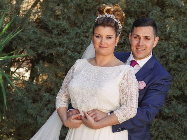 La boda de Francisco y Patricia en Villanueva Del Trabuco, Málaga 15