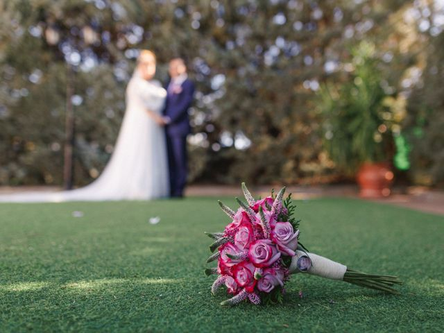 La boda de Patricia y Francisco