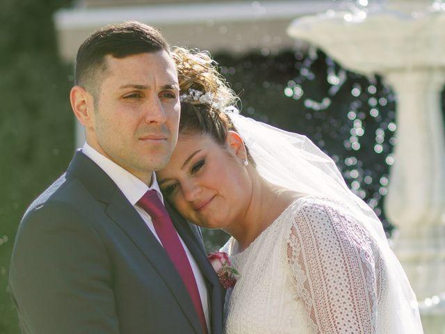La boda de Francisco y Patricia en Villanueva Del Trabuco, Málaga 16
