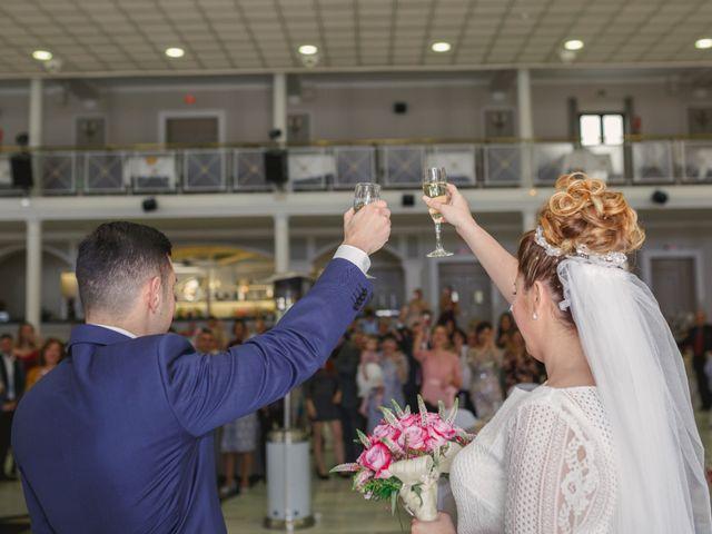 La boda de Francisco y Patricia en Villanueva Del Trabuco, Málaga 18