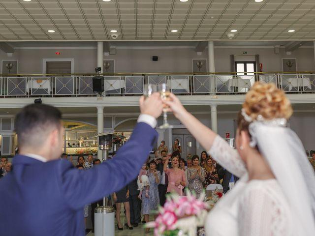 La boda de Francisco y Patricia en Villanueva Del Trabuco, Málaga 20