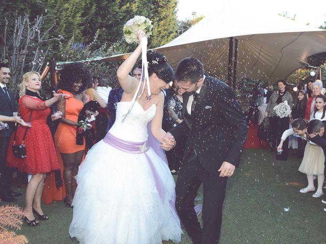 La boda de Núria y Daián
