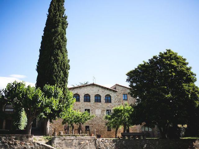 La boda de Jordi y Mercé en Sant Ferriol, Girona 1