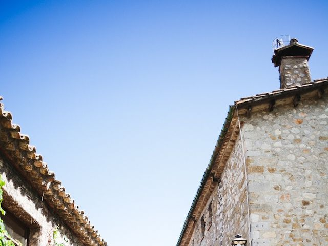 La boda de Jordi y Mercé en Sant Ferriol, Girona 3