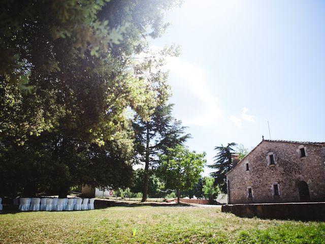 La boda de Jordi y Mercé en Sant Ferriol, Girona 2