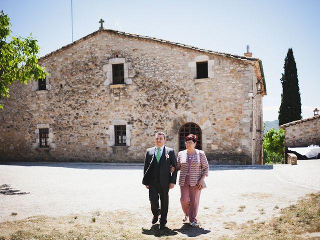 La boda de Jordi y Mercé en Sant Ferriol, Girona 20